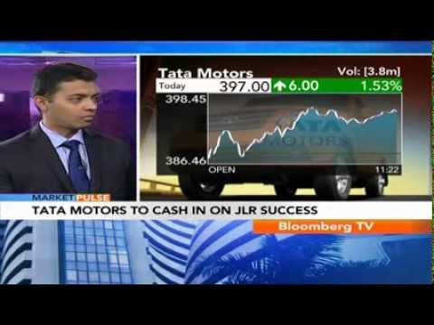 Big Story- Tata Motors To Cash In On JLR Success
