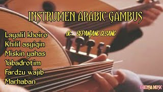 Instrumen Arabic Gambus Kumpulan Instrumen Gambus Og Sepanjang Gesang