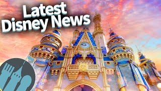Latest Disney News: Maṡks No Longer Required Outdoors in Disney World, Live Shows Return & MORE!
