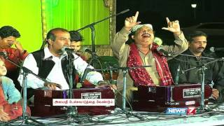 Sufi music of India and Pakistan comes together
