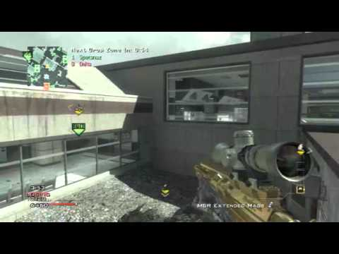 DinoTube Jr - MW3 Game Clip