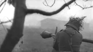 perang dunia 2.SS Jerman vs Sekutu