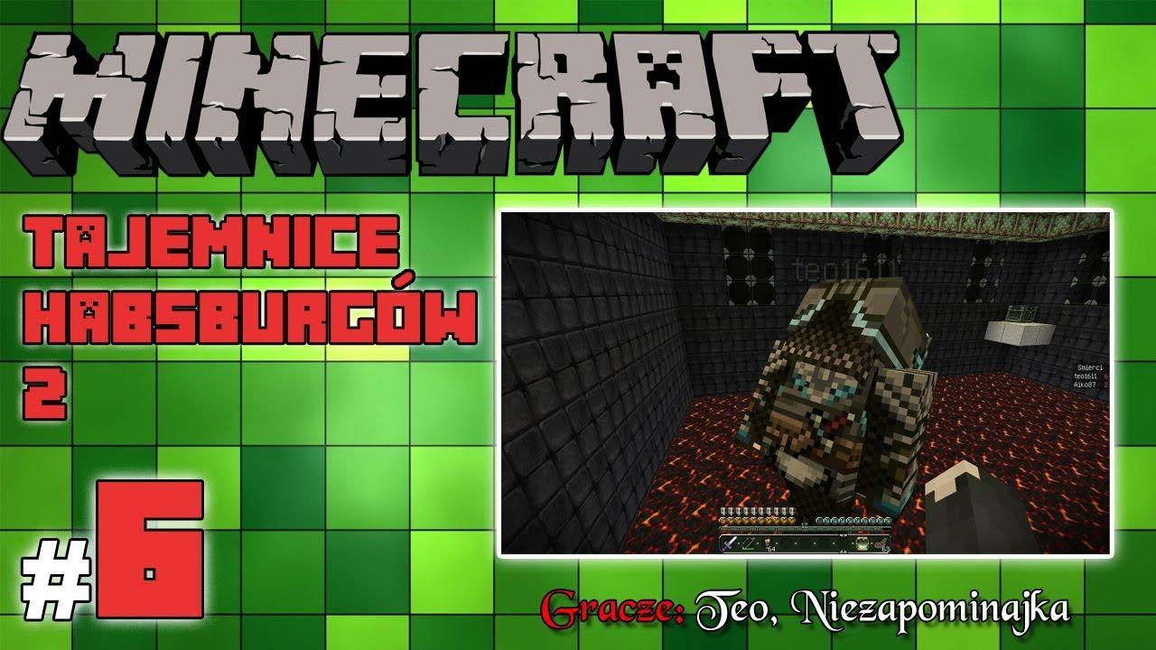"""Minecraft Escape: Tajemnice Habsburgów 2 z Teo! [6/10] – """"Niewidzialny labirynt"""""""