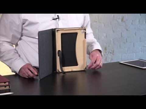Crafted IPad Pro 9.7 Case | Pad & Quill Contega Linen Case For IPad Pro 9.7 Review