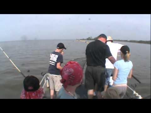 Kids Fishing With Santee Cooper Fishing Guide Service Catfishnfool