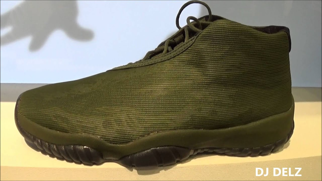 3d5f51d69c2 ... where to buy air jordan future army camo shoe review with dj delz  youtube 6b42f 0c76b