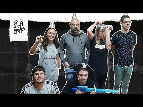 Joca & Nidža Show s02e10 – Aleksandar Pavković, Leglo, Bruno, Tigen, Dr Shljapko, Harmonikaš + |  Mp3 Download