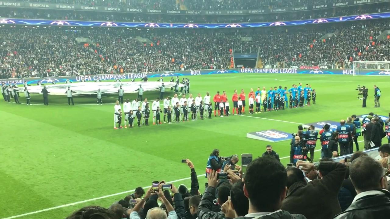 Beşiktaş Napoli Şampiyonlar Ligi Müziği