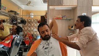 head and shoulder massage gentle