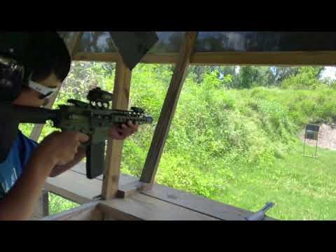 Shooting At Fishhawk Sporting Clays