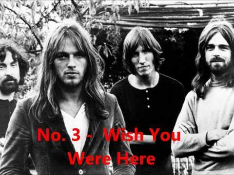 Pink Floyd - Top 10 Songs