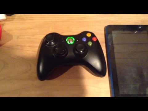 Tutorial: How use Xbox 360 controller on any tablet/handheld device (works for Xbox one too)