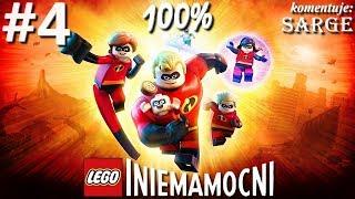 Zagrajmy w LEGO Iniemamocni [PS4 Pro] odc. 4 - Kryjówka Zniewalacza Ekranów