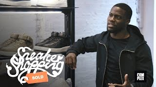 Repeat youtube video Kevin Hart Goes Sneaker Shopping With Complex