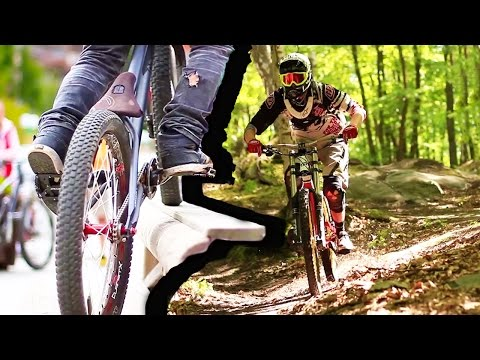 MTB LUCKYBOY Born To Ride | DH - Enduro - Downhill - Dirt | 8 parts