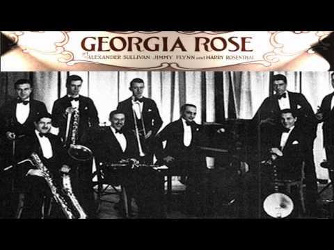 Georgia Rose - The California Ramblers (Vocalion)1921