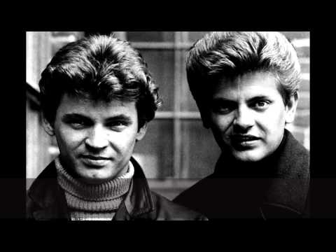 The Everly Brothers - Memories Are Made of This (Lyrics) HQ
