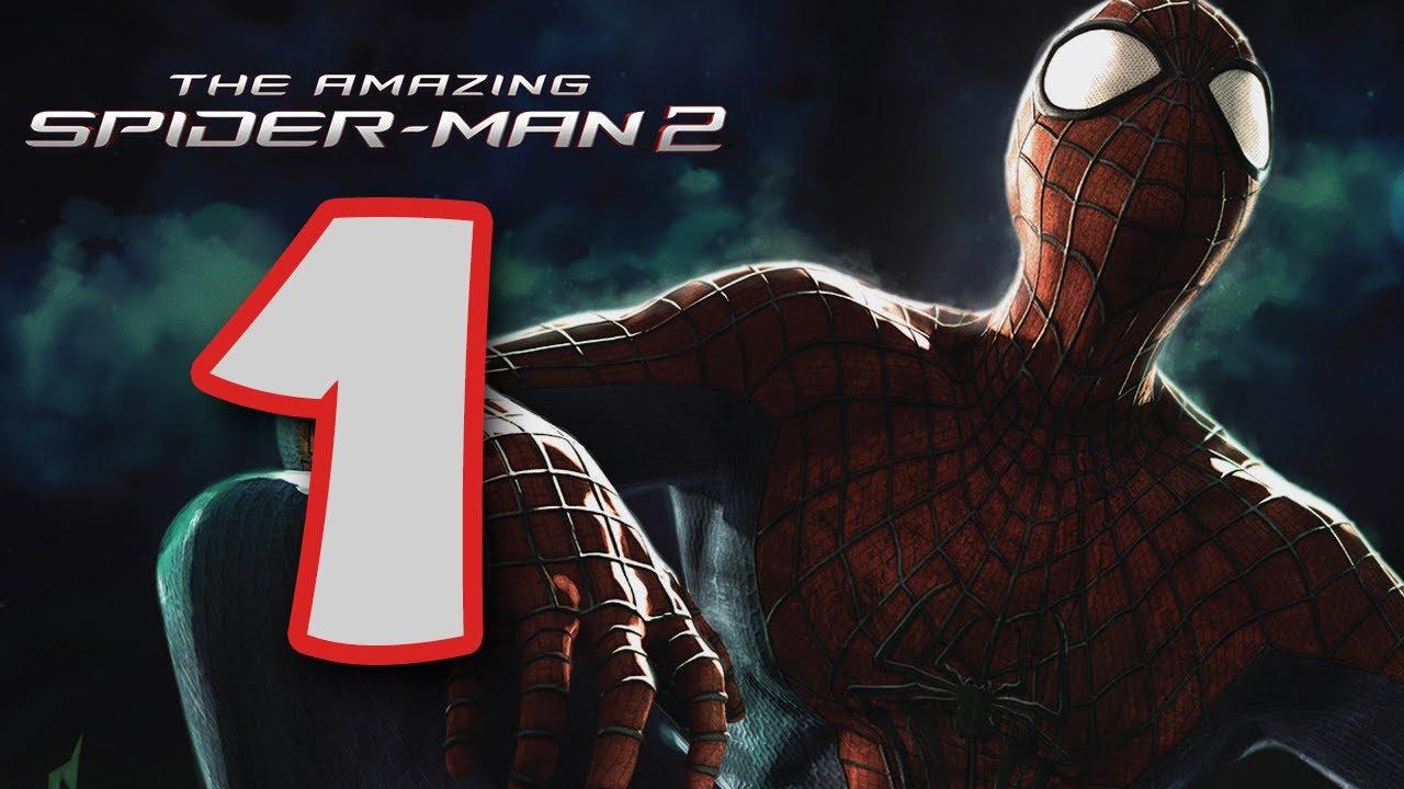 The Amazing Spider-Man - Gameplay Walkthrough - Part 1 ...