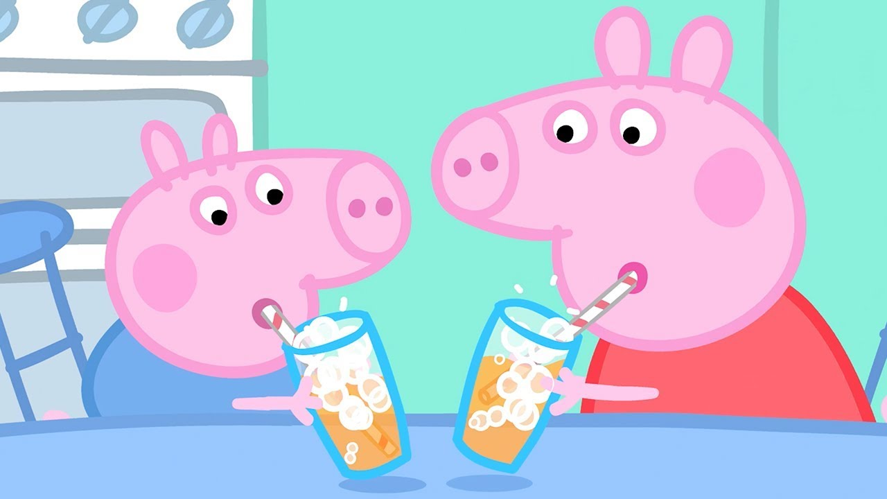 Peppa Pig English Episodes in 4K   BEST Moments from Season 2  Peppa Pig Official