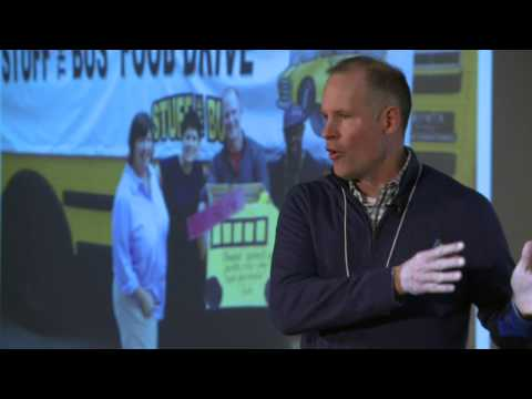 Fresh and Healthy Food for All : Chris Bickel at TEDxMontclair