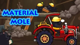 MATERIAL MOLE TRACTOR Walkthrough