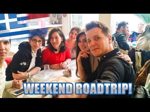 WEEKEND ATHENS ROADTRIP! - Vlog 59