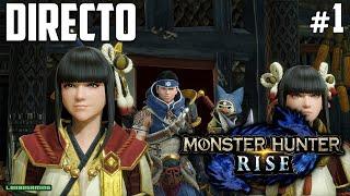 Vídeo Monster Hunter Rise