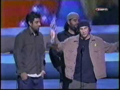 Deftones - ESPN BMXs Music Awards 2001