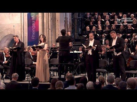 Dvořák: Stabat Mater ∙ Hr-Sinfonieorchester ∙ MDR-Rundfunkchor ∙ Solisten ∙ Andrés Orozco-Estrada