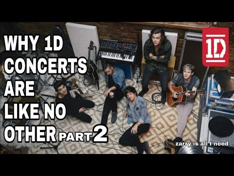 Why One Direction Concerts Are Like No Other (Part 2)
