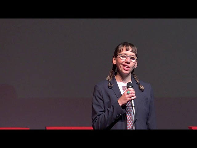 Ode to Walmart | Ada McCartney | TEDxGilbert