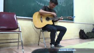 [Guitar TUMP's 1st meeting] Sun Flower - Hải Hạ