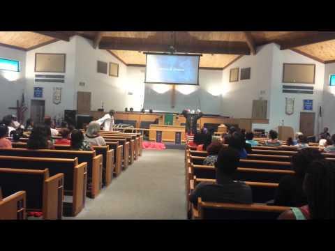 Holy Spirit- Ministry through Dance