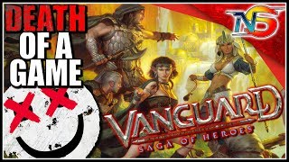 Death of a Game: Vanguard - Saga of Heroes