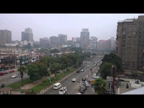Egypt - Cairo city  Arab League Street View ( HD )