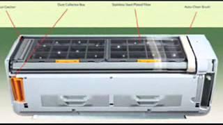 Hitachi 1 0 Ton 3 Star Split AC – SAC Kaze Plus System Designi