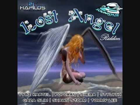 Instrumental Only man she want popcaan(ravin king) - Lost Angel Riddim - July 2012