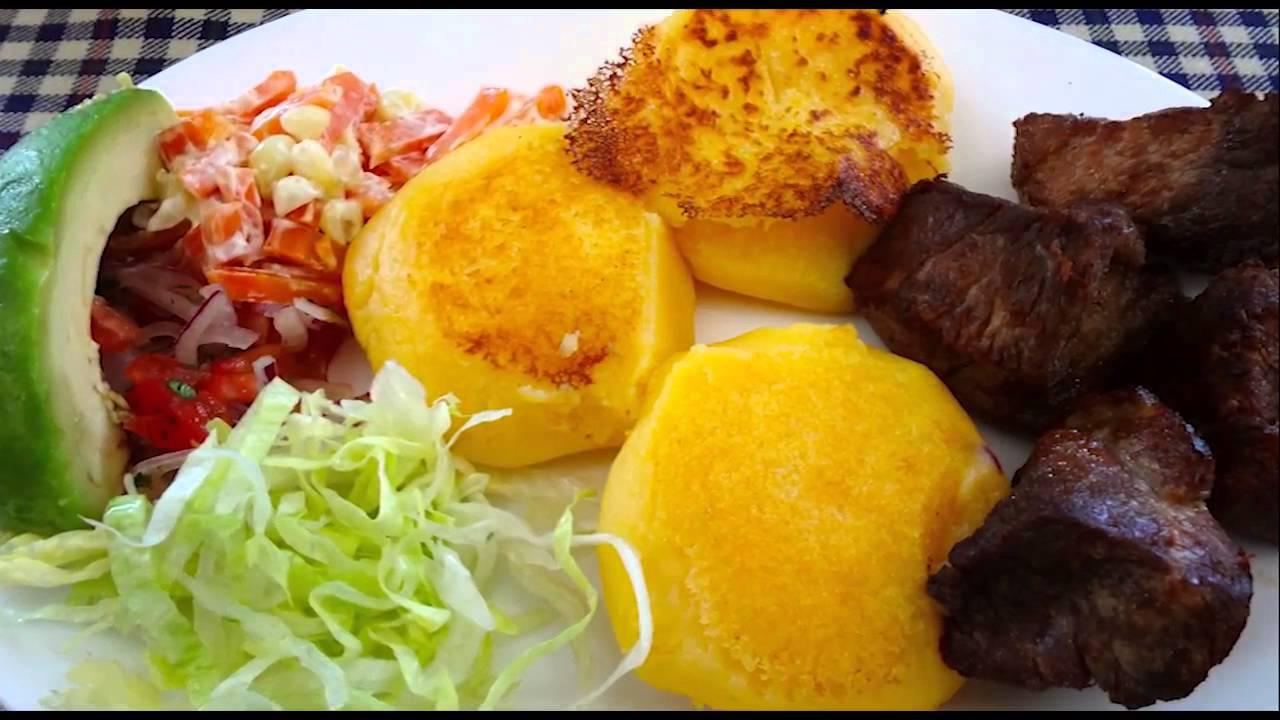 Restaurantes en ambato comida gourmet platos t picos for Platos gourmet