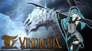 Vindictus - Beokros: The Ice Dragon! | Lynn Gameplay (Breaking the Ice)