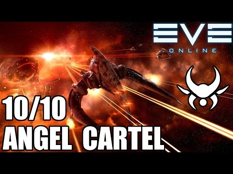 EVE: Angel Cartel Naval Shipyard - Tengu
