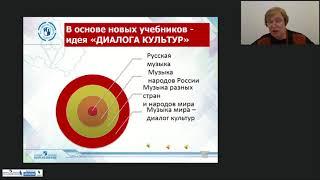 """Содержание и технология УМК """"Музыка"""" 1-8 кл."""