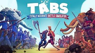 [18+] Шон играет в Totally Accurate Battle Simulator Стрим 2 (PC, 2019)