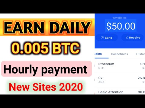 Earn 0.05 BTC DAILY| New Bitcoin Mining Site 2020| Earn Money Without Investment In Russia