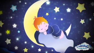 Bedtime Lullaby - Baby Music, Lullaby for baby (Dreaming Baby animation - Moody Field)