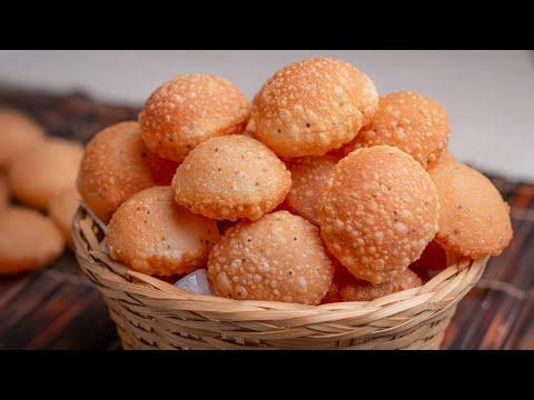 সহজ ভাবে ফুচকা তৈরী || মিস যাবে না কোনো ফুচকা || Bangladeshi Fuchka Recipe || Panipuri Shell