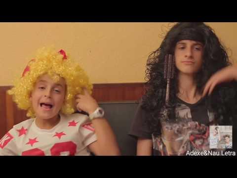 Momentos graciosos Adexe & Nau (Parte 1)