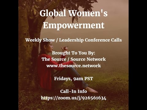 Global Women's Empowerment - 3/24/17
