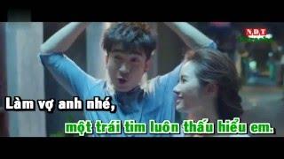 Làm Vợ Anh Nhé (Karaoke) - Chi Dân(Beat Gốc)