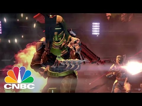 Activision Blizzard Earnings Soar | Tech Bet | CNBC