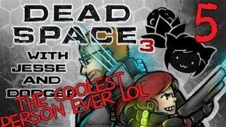 DEAD SPACE 3 [Dodger's View] w/ Jesse Part 5